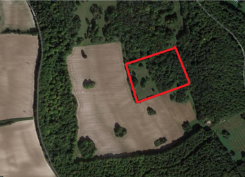 Thumbnail Land for sale in Coombe Lane, West Meon, Petersfield