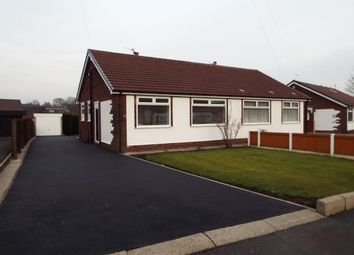 Thumbnail 2 bed bungalow for sale in Helsby Gardens, Bolton, Greater Manchester