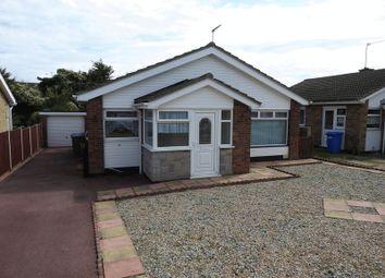 Thumbnail 2 bedroom detached bungalow for sale in Breydon Way, Lowestoft