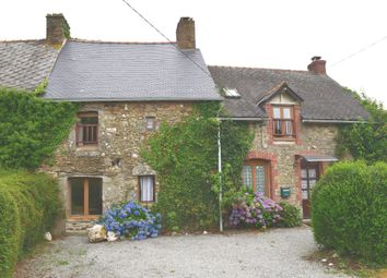 Thumbnail 4 bed terraced house for sale in 56490 Ménéac, Morbihan, Brittany, France