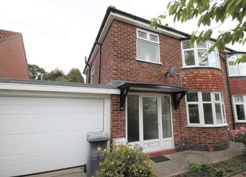 Thumbnail 3 bed semi-detached house to rent in Middlethorpe Grove, York