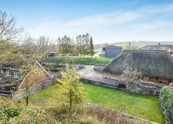 Thumbnail 3 bed barn conversion for sale in Letcombe Bassett, Wantage