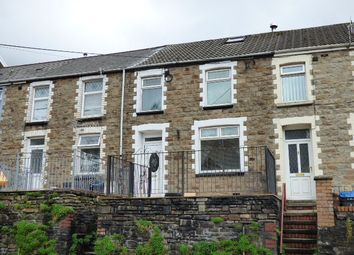 Thumbnail 3 bed terraced house for sale in Oxford Street, Pontycymmer, Bridgend