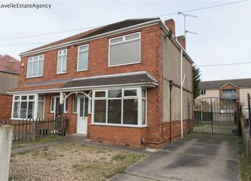 Thumbnail 3 bed property for sale in Warley Road, Scunthorpe