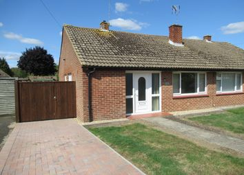 Thumbnail 2 bed bungalow to rent in North Court Road, Wingham, Canterbury
