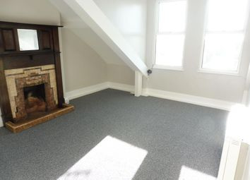 Thumbnail 1 bed flat to rent in Alma Road, Plymouth