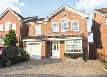Thumbnail 4 bed detached house for sale in Faints Close, Cheshunt, Waltham Cross