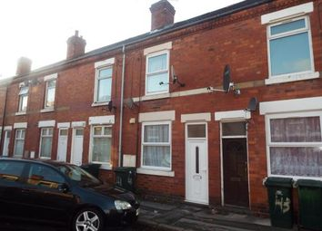 Thumbnail 2 bedroom terraced house for sale in Hartlepool Road, Coventry, West Midlands