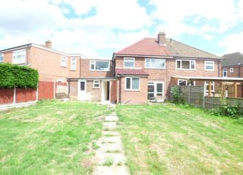 Thumbnail 4 bed semi-detached house for sale in Repton Road, Wigston, Leicestershire