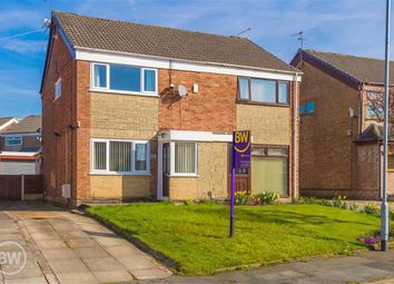 Thumbnail 3 bed semi-detached house for sale in Ely Drive, Astley, Tyldesley, Manchester