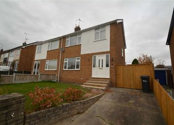 Thumbnail 3 bed semi-detached house for sale in Hafod Park, Mold