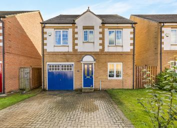 Thumbnail 4 bed detached house for sale in Cedar Court, Catchgate, Stanley