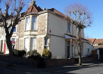 Thumbnail 5 bed end terrace house to rent in Court Road, Horfield, Bristol