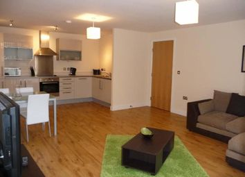 Thumbnail 1 bed flat to rent in Topaz House, 6 Merrivale Mews, Central Milton Keynes, Bucks