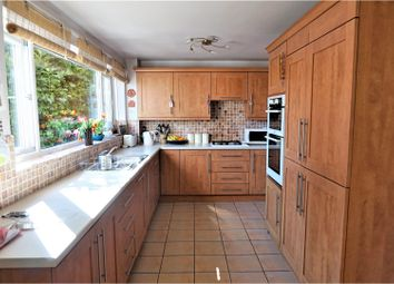 Thumbnail 4 bedroom detached house for sale in Butterwood Close, Huddersfield