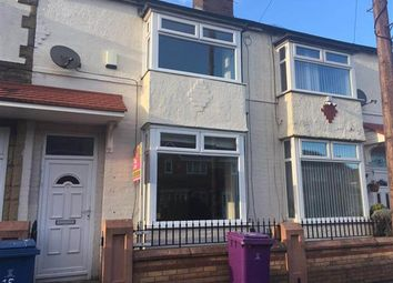 Thumbnail 3 bed terraced house for sale in Cheviot Road, Liverpool