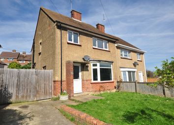 Thumbnail 3 bed semi-detached house to rent in Churchill Avenue, Chatham