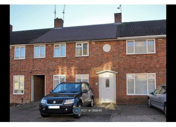Thumbnail 3 bed terraced house to rent in Sunnymead, Crawley