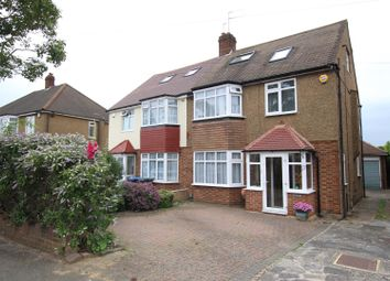 Thumbnail 4 bed semi-detached house for sale in Gloucester Gardens, Cockfosters, Barnet
