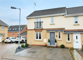 Thumbnail 2 bed end terrace house for sale in Pasture View, Kingswood, Hull, East Yorkshire