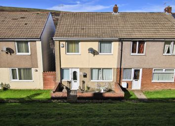 Thumbnail 3 bed semi-detached house for sale in East Pentwyn, Blaina, Abertillery