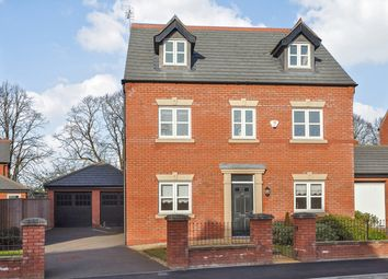 Thumbnail 4 bed detached house for sale in Upton Grange, Chester