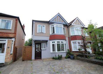 Thumbnail 3 bedroom semi-detached house for sale in Cambridge Road, North Harrow, Harrow