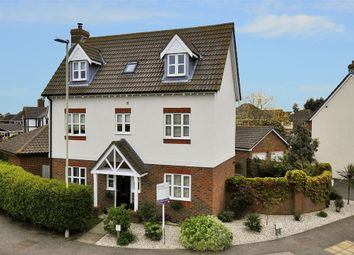 Thumbnail 4 bed detached house for sale in Sanderling Road, Herne Bay, Kent