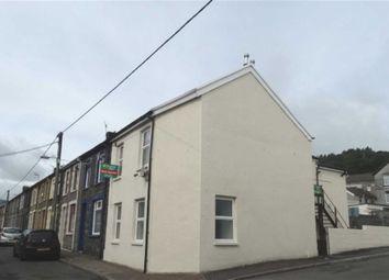 Thumbnail 2 bed flat to rent in New Street, Aberdare, Rhondda Cynon Taff