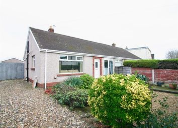 Thumbnail 3 bed semi-detached bungalow for sale in Chapel Lane, Overton, Morecambe