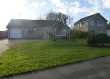 Thumbnail 2 bed detached bungalow for sale in Magazine Lane, Wisbech