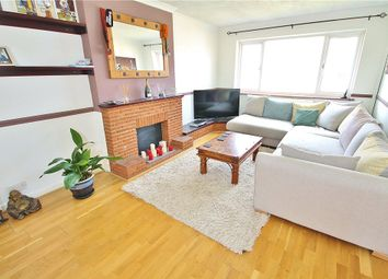 Thumbnail 2 bed maisonette to rent in The Yews, Reedsfield Road, Ashford, Surrey