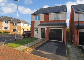 Thumbnail 3 bed detached house for sale in Sugarhill Crescent, Newton Aycliffe