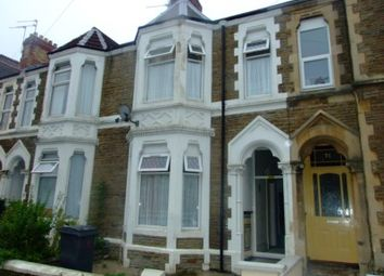 Thumbnail 5 bedroom terraced house to rent in Claude Road, Roath, Cardiff