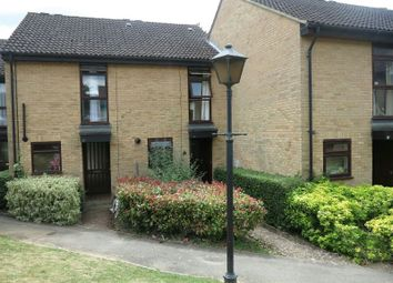 Thumbnail 2 bed terraced house to rent in Fleetham Gardens, Lower Earley