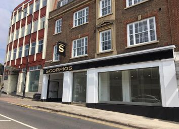 Thumbnail Retail premises to let in 34 Crendon Street, High Wycombe, Buckinghamshire