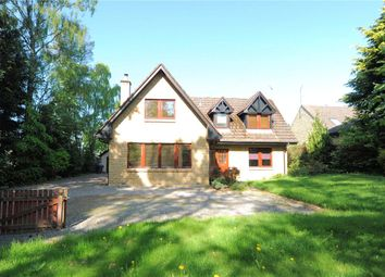 Thumbnail 4 bed detached house to rent in The Manse, Tarland, Aboyne
