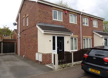 Thumbnail 3 bed semi-detached house to rent in Northfield Street, South Kirkby