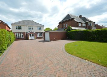 Thumbnail 5 bed detached house for sale in Lutterworth Road, Aylestone, Leicester