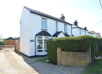 Thumbnail 3 bed detached house for sale in Penn Road, Hazlemere, High Wycombe