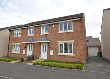 Thumbnail 4 bedroom semi-detached house for sale in Wendercliff Close, Bishops Cleeve, Cheltenham