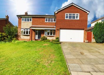 Thumbnail 5 bed detached house to rent in Shurdington Road, Over Hulton, Bolton, Lancashire.