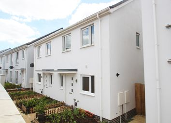 Thumbnail 2 bed semi-detached house for sale in Wordsworth Crescent, Camels Head, Plymouth