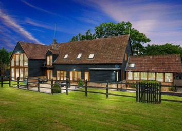 Thumbnail 6 bed detached house for sale in Holy Cross Hill, Wormley West End, Broxbourne