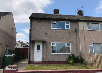 Thumbnail 2 bedroom semi-detached house to rent in Partridge Crescent, Thornhill, Dewsbury