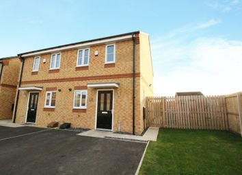 Thumbnail 2 bedroom semi-detached house for sale in Cedarwood Road, Middlesbrough