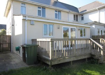 Thumbnail 4 bed semi-detached house to rent in Plymstock Road, Plymstock, Plymouth