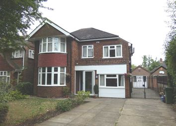 Thumbnail 4 bed detached house to rent in Vicarage Gardens, Scunthorpe