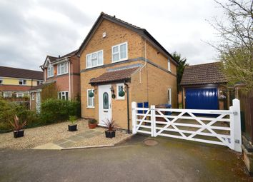 Thumbnail 3 bed detached house for sale in Broad Meadow, Ipswich