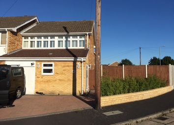 Thumbnail 3 bed end terrace house for sale in Stanstead Close, Essex